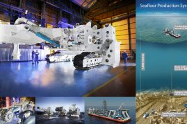 Nautilus to wet test Seafloor Production Equipment