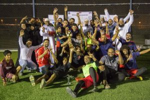 MB Football Champions Oman