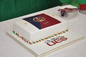 UES Celebrating the 48th National Day of Oman
