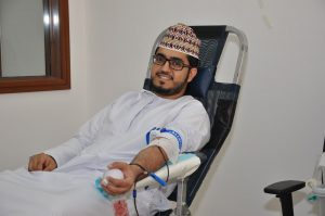 UES health awareness campaign and blood donation